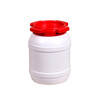 Relags beholder med bred åbning rund/6,4 L hvid